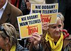 """Przez Warszawę znów przejdzie marsz w obronie TV Trwam. """"Bo jesteśmy dyskryminowani"""""""