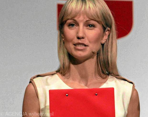 Magdalena Ogórek, kandydatka<br /> SLD na prezydenta