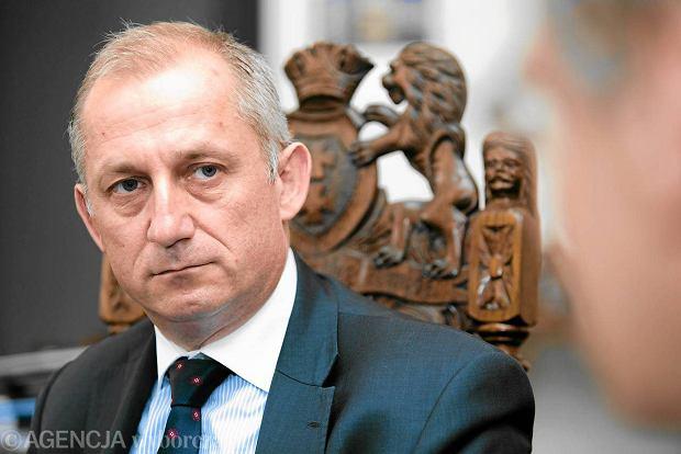 Wiceminister zdrowia Sławomir Neumann (PO)
