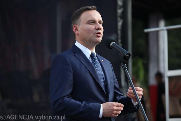 Andrzej Duda nie przyjął od Bronisława Komorowskiego zaproszenia na posiedzenie Rady Bezpieczeństwa Narodowego
