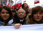 """Sondaż TNS Polska: duży skok PiS, SLD i KNP idą """"łeb w łeb"""""""