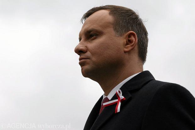 Prezydent Andrzej Duda. Ułaskawił Kamińskiego zgodnie z konstytucją - ale niezgodnie z zasadami działania państwa