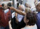 Grecja stanęła pod ścianą