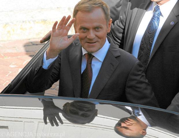 Donalda Tuska wozić będzie dwóch kierowców (Van Rompuy miał ich czterech)