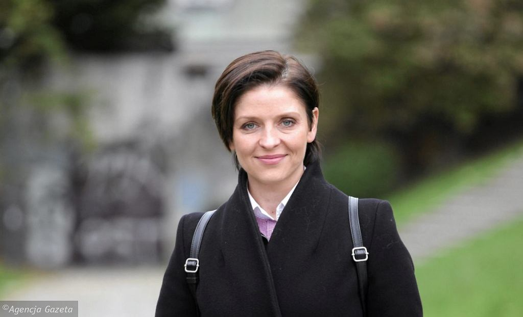 Joanna Mucha (fot. Sławomir Kamiński/AG)