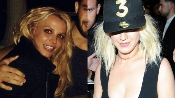 Katy Perry Zakpi Britney Teraz Ona Odpowiada Na