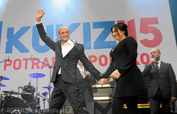 Wybory prezydenckie 2015. Sukces Pawła Kukiza