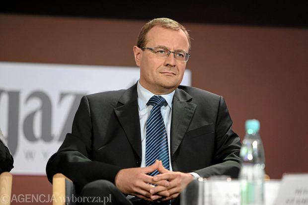 Prof. Antoni Dudek, historyk i politolog z Uniwersytetu Kardynała Stefana Wyszyńskiego