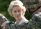 """Ursula von der Leyen: Niemcy mogą wysłać wojsko do Iraku i na Ukrainę. """"Decyzje jeszcze nie zapadły"""""""