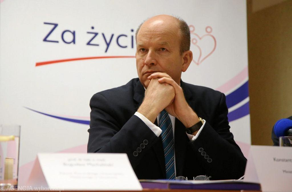 Minister zdrowia Konstanty Radziwiłł (fot. Cezary Aszkiełowicz / Agencja Gazeta)