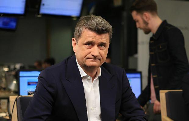 Janusz Palikot, Hangout w Gazeta.pl