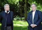"""Kwaśniewski: """"Komorowski jest moim kandydatem. Na pytania do Dudy odpowie Kaczyński"""""""