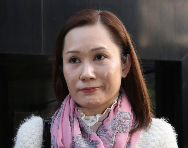 Law Wan-tung, Chinka z Hong Kongu, która przez kilka miesięcy maltretowała służącą