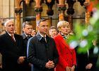 Kościół i Bóg Andrzeja Dudy. Jak kandydat PiS podpiera się wiarą i przywiązaniem do Kościoła