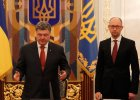 RBNiO: Ukraina nie będzie finansowała Donbasu i wzmocni obronność