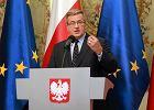 """Komorowski: """"Łatwo rzucać oskarżenia o sfałszowanie wyborów. Niech prezes PiS to udowodni"""""""