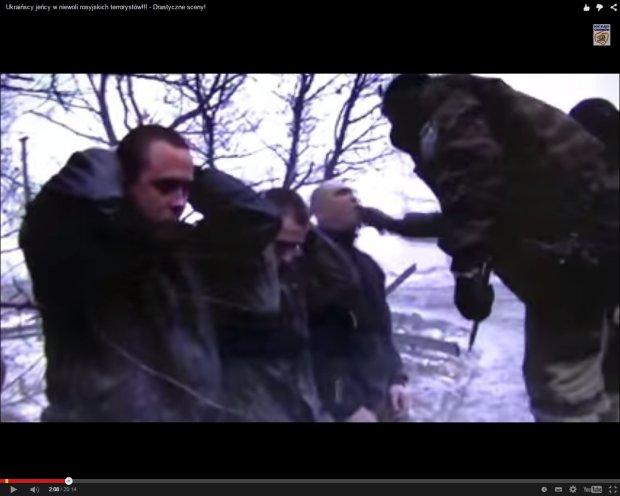 Pokazujemy tylko niektóre sceny z filmu, który udostępnił Bogusław Paź. Inne sceny są zbyt drastyczne