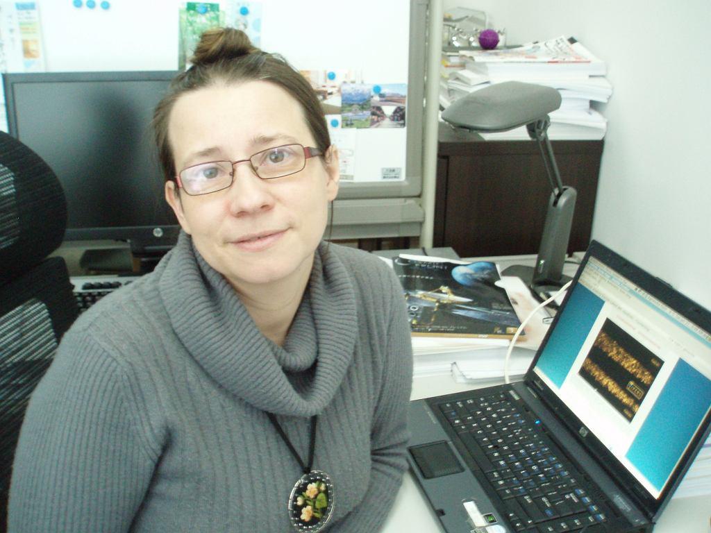 Prof. Agnieszka Pollo (fot. archiwum prywatne)