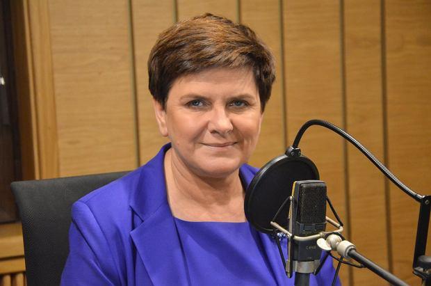 Beata Szydło w 'Rozmowach niedokończonych'