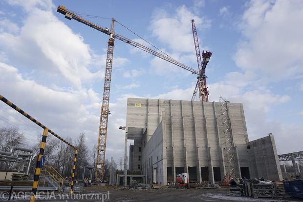 Budowa spalarni śmieci w Poznaniu