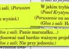 Nocne obrady Sejmu zmieniły się w kabaret. O co kłócili się posłowie? [STENOGRAMY]