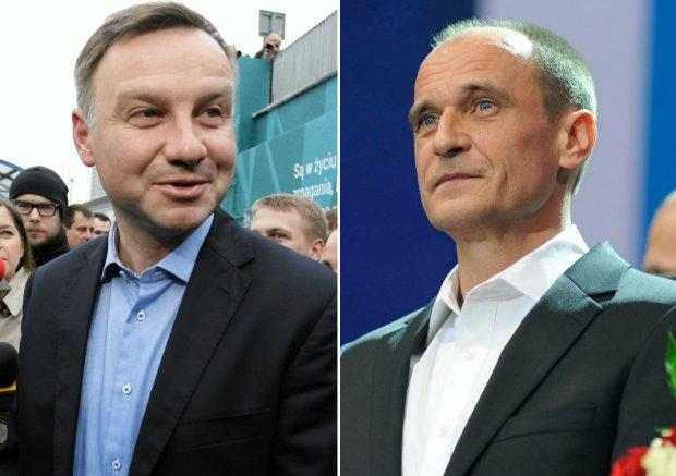 Andrzej Duda, Paweł Kukiz