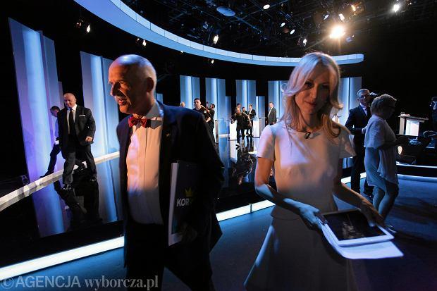 W TVP odbyła się debata dziesięciu kandydatów w wyborach na prezydenta Polski