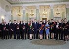 Prezydent Andrzej Duda powołał nowy rząd. Pokieruje nim Beata Szydło