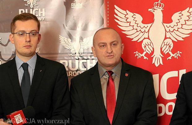 Robert Winnicki i Marian Kowalski