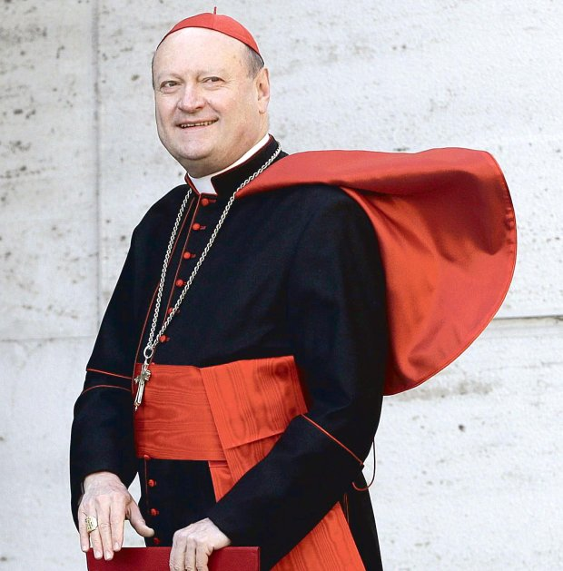 Kardynał Gianfranco Ravasi