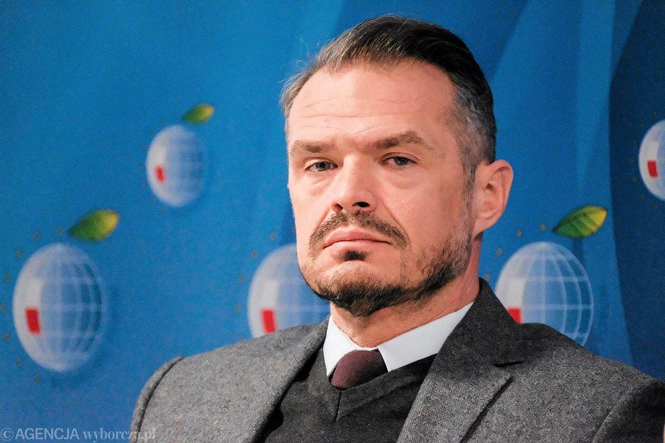 P.O. prezesa Ukravtodor, były minister transportu w rządzie Tuska Sławomir Nowak
