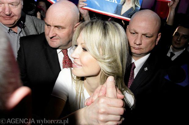 Inauguracja kampanii prezydenckiej SLD z Magdaleną Ogórek w roli głównej