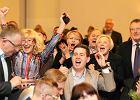 523 głosy zdecydowały o wygranej Piotra Grzymowicza