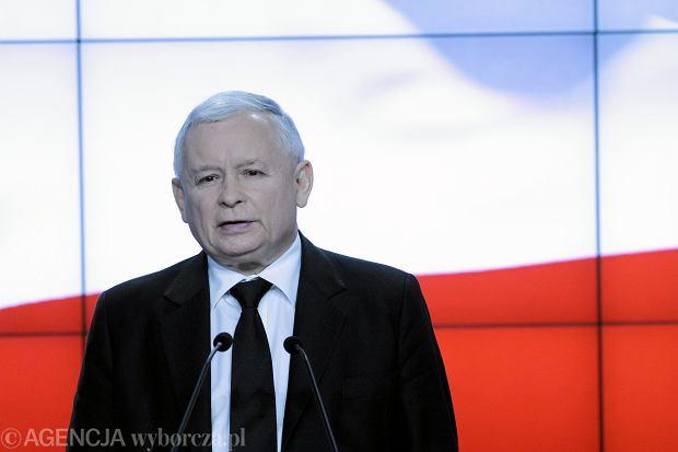Jarosław Kaczyński powiedział dziennikarce: