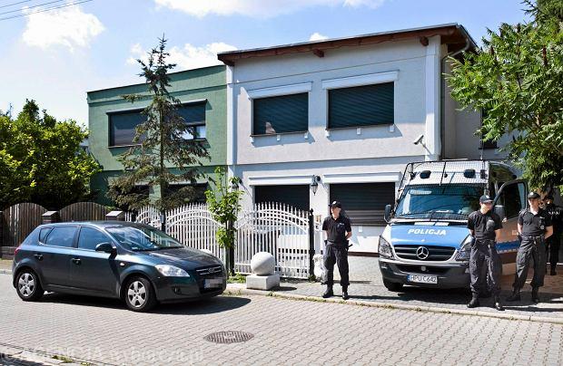 Dom przy ulicy Słowackiego w Kórniku. To tutaj odnaleziono ciało przedsiębiorcy Mariusza O.