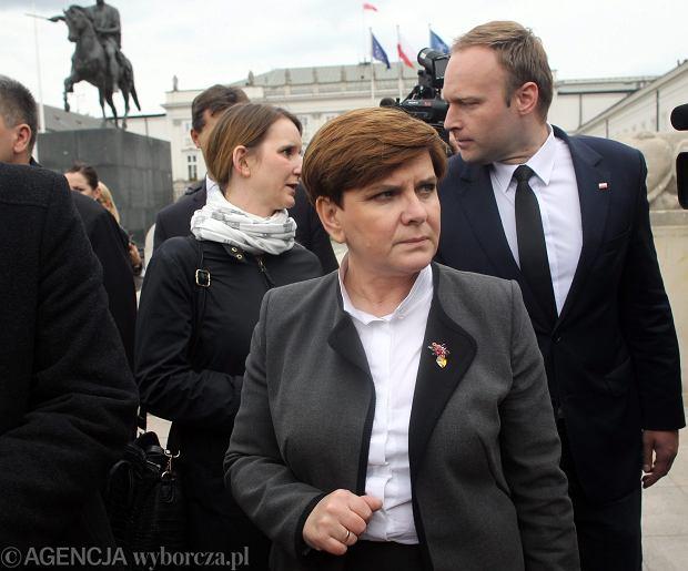 Wiceszefowa PiS Beata Szydło w