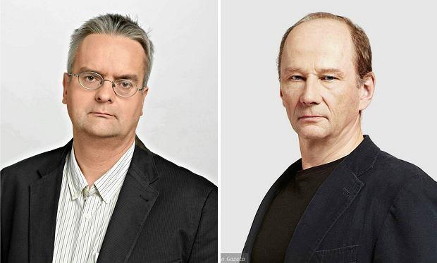 Wojciech Czuchnowski, Piotr Stasiński