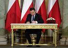 Prezydent Andrzej Duda podpisał ustawę o Trybunale Konstytucyjnym