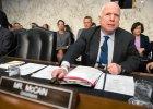 McCain porównał działania Merkel ws. Ukrainy do appeasement wobec Hitlera