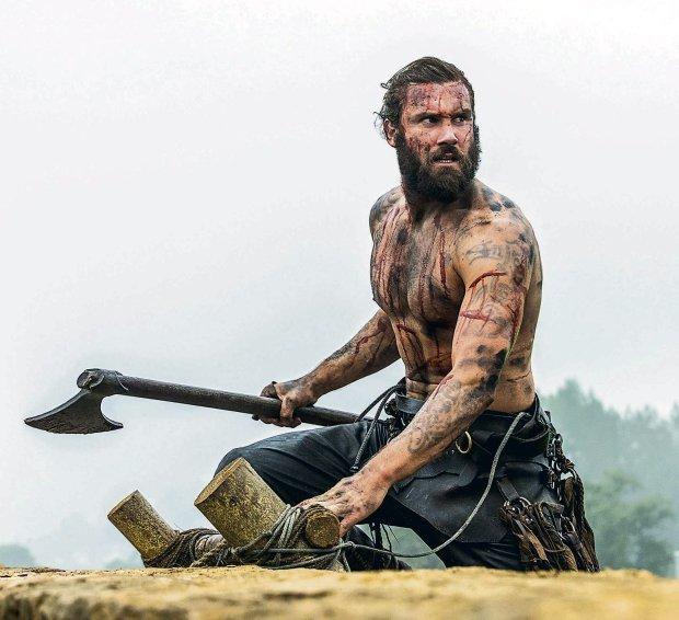 Serialowy Rollo, brat Ragnara to przykład klasycznego berserka