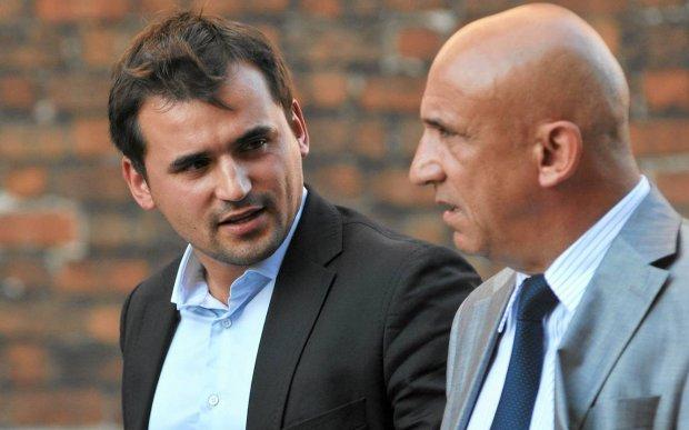MarcinDubieniecki i jego ojciec, Marek Dubieniecki