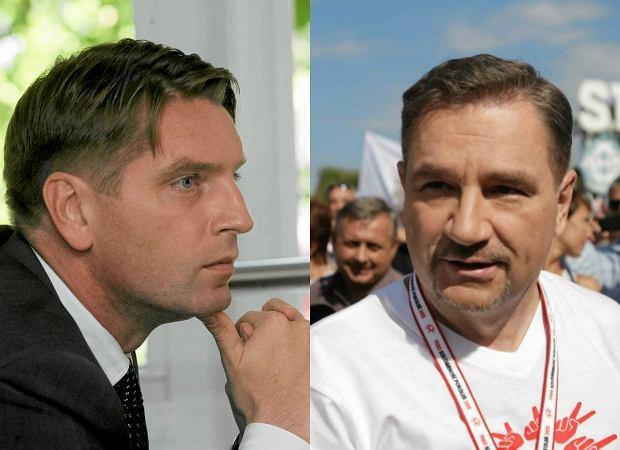 Tomasz Lis i Piotr Duda