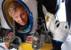 Inżynier przed emeryturą pobił rekord Baumgartnera. Po cichutku. Bez kapsuły i bez sponsorów