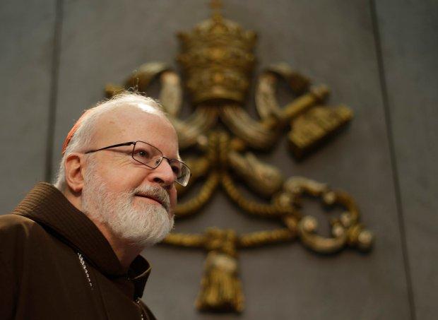 Kardynał Seán O'Malley, członek Papieskiej Komisji ds. Ochrony Nieletnich