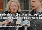 """Petru zaprasza Glińskiego do Wrocławia na """"pornospektakl"""". A szef teatru chce odwołania ministra"""