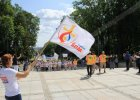 610 pielgrzymów weszło na Jasną Górę. Najmłodszy ma 2 lata