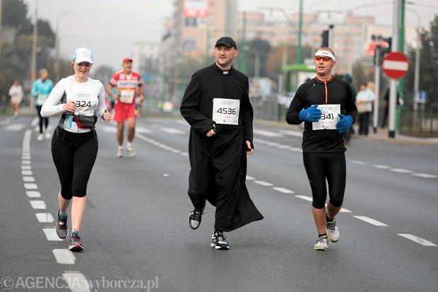 13. maraton w Poznaniu