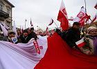 Kaczyński żyje w Polsce, której nie ma