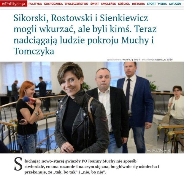 Artykuł Stanisława Janeckiego