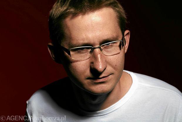 Sławomir Sierakowski, szef Krytyki Politycznej